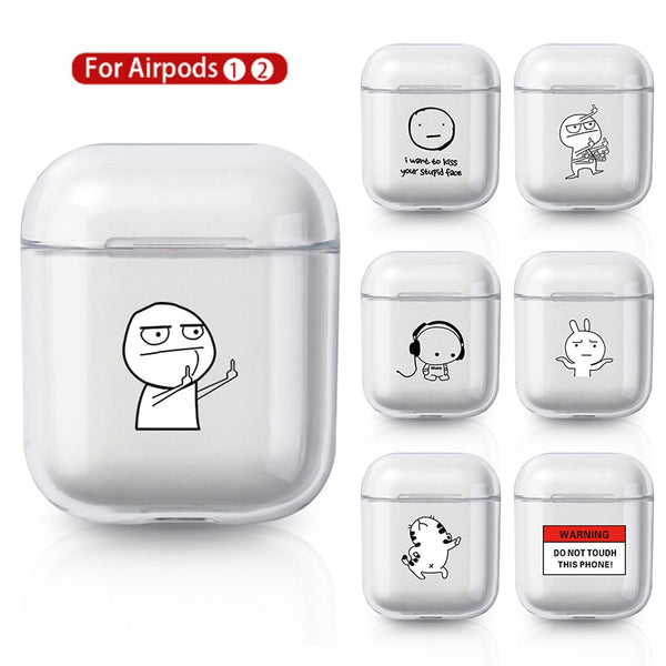 AirPods Case: Meme - AirPodsCases.co.uk