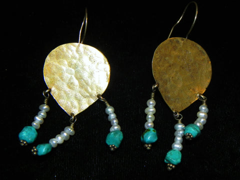Middle Eastern Earrings