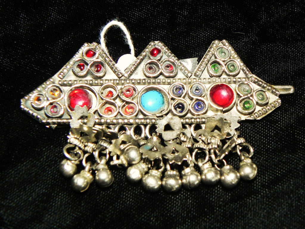 Middle Eastern Hair Clip Beautiful Kuchi