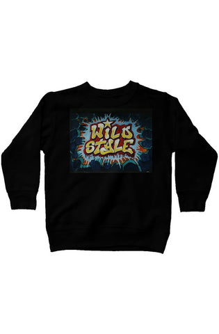 WS kids fleece sweatshirt