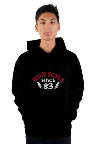 Since 83 pullover hoody