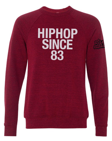 83 Crew Sweat Shirt - Holiday