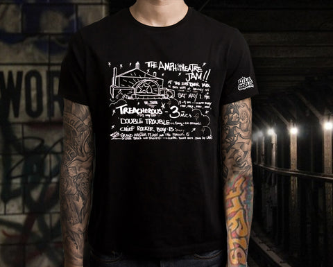 Amphitheater Flyer T-Shirt