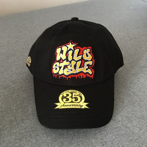 Wild Style Dad Cap - 35th Anniversary Edition