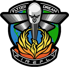 Firefly Alpha rocket launch mission patch