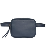 Belt Bag – Navy Pebble