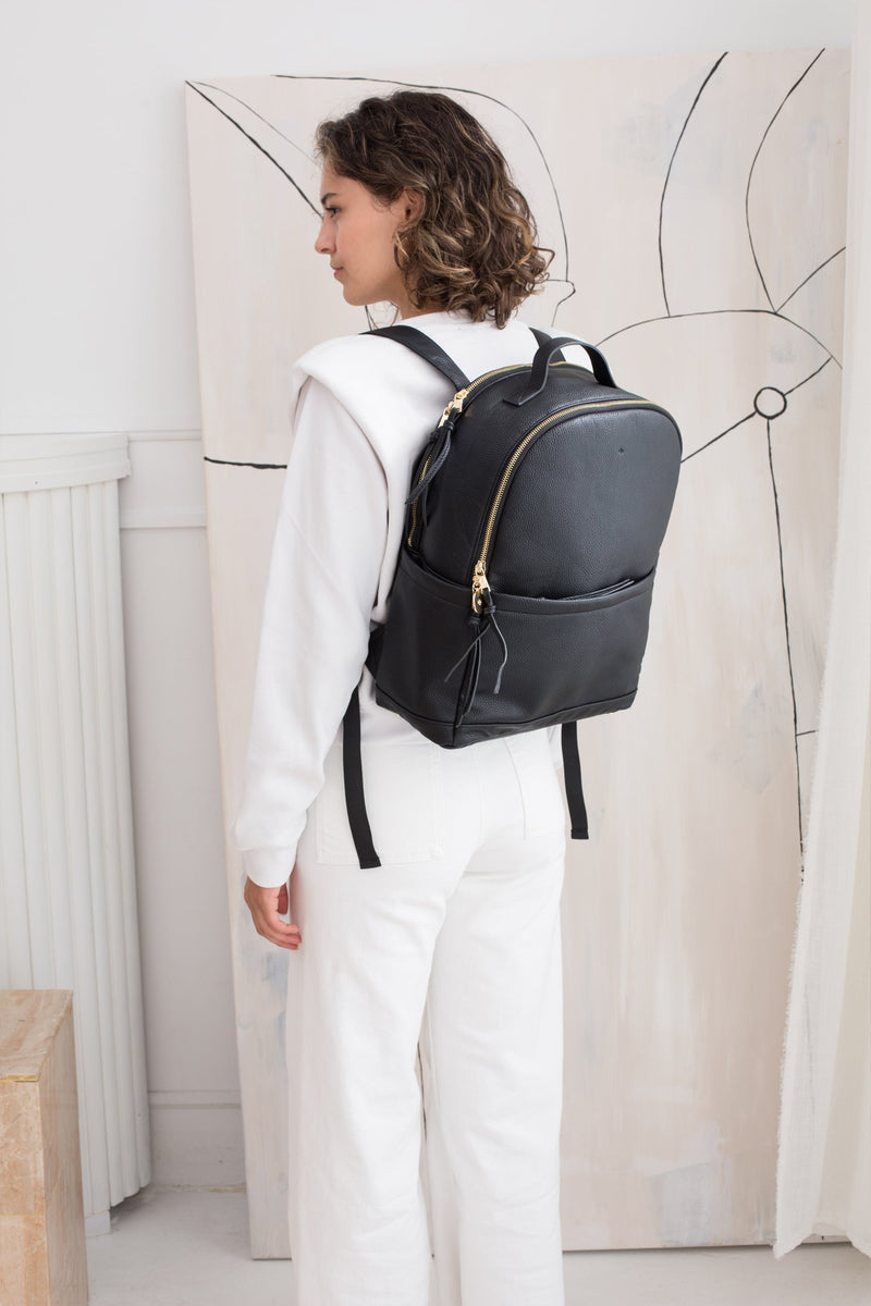 Backpack - Black Pebble