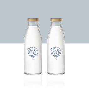 2L Milk Refill - Single Purchase or Subscription