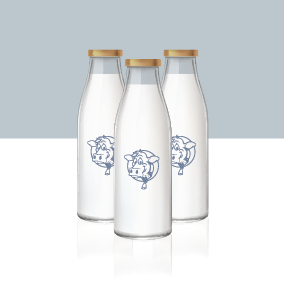 3L Milk Refill - Single Purchase or Subscription