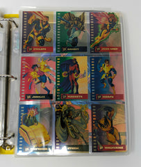 X Men Trading Cards Mega Collection 94-95 Fleer Ultra, Multiple Full Sets