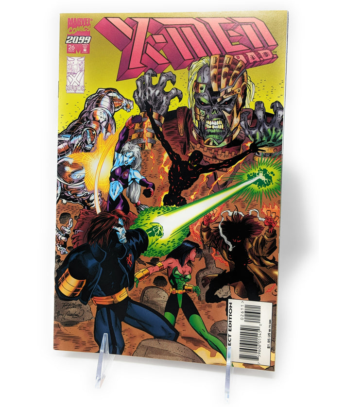 X-Men 2099 AD #26 Direct Edition by Marvel Comics, November 1995