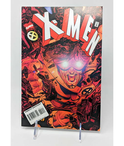 X Men #44 (1st Series) Deluxe Direct Edition - September, 1995