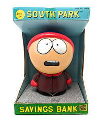South Park Collectible Banks Kenny, Kyle and Stan Bundle