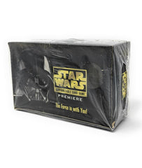 Star Wars CCG Booster Box, Sealed - Limited Edition by Decipher.
