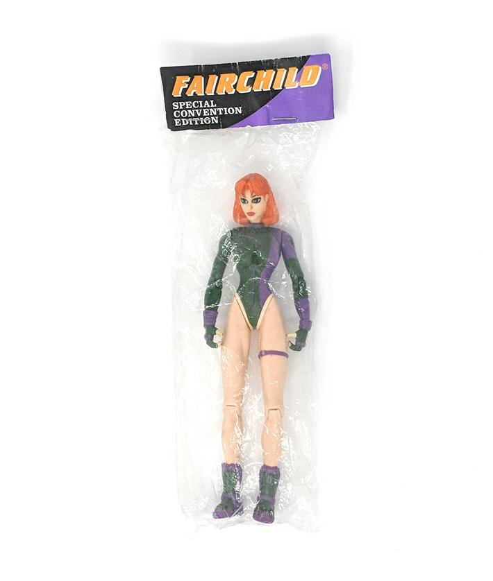 Fairchild Gen 13 Rare Special Convention Edition Action Figure