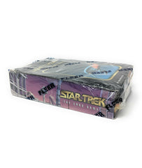 Star Trek The Card Game, 36 count Booster Box Factory Sealed