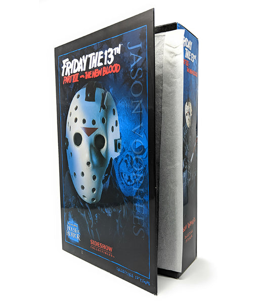 "Friday the 13th Part VII - 12"" Jason Voorhees Figure by Sideshow Collectibles (2004)"