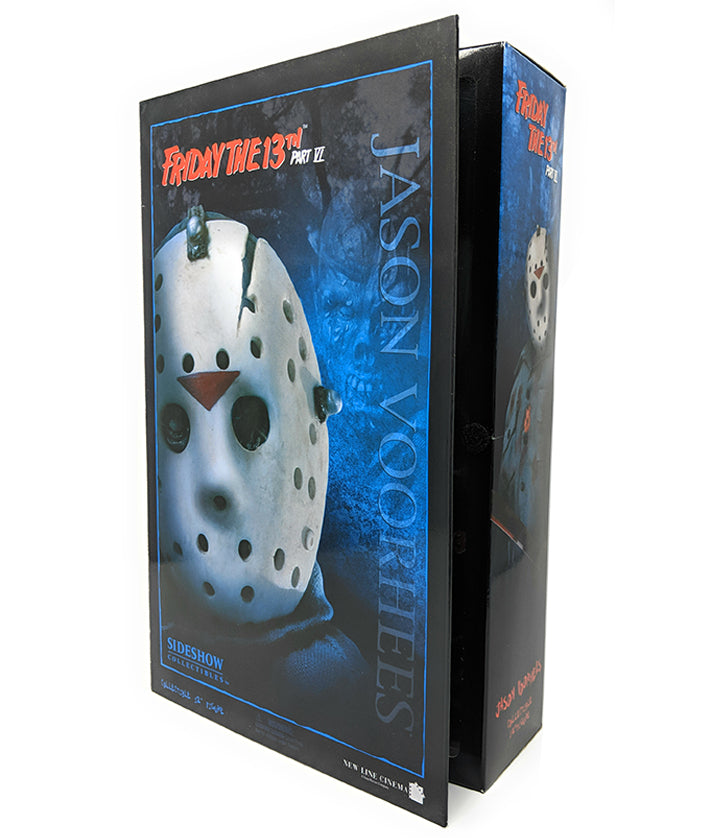 "Friday the 13th Part VI - 12"" Jason Voorhees Figure by Sideshow Collectibles (2004)"