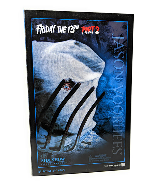 "Friday the 13th Part 2 - 12"" Jason Voorhees Figure by Sideshow Collectibles (2004)"