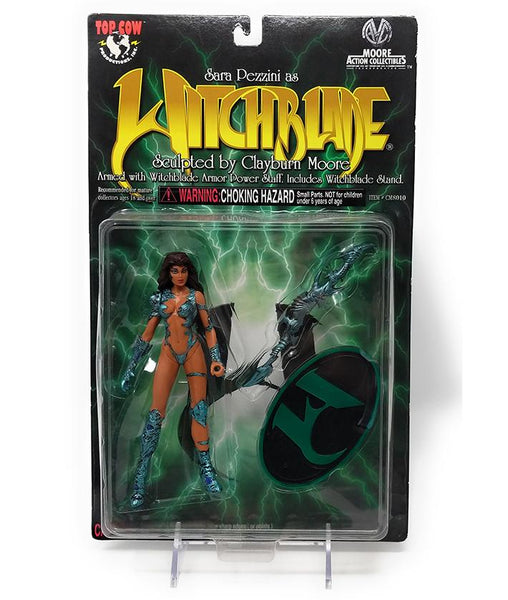 Witchblade (1998) Series 1 Sara Pezzini as Witchblade Action Figure