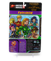 Gen 13 Fairchild (1998) Another Universe Exclusive Action Figure