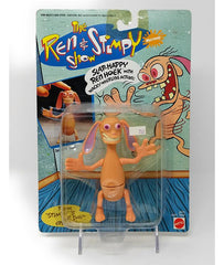 Ren & Stimpy (1993) Slap Happy Ren Hoek Action Figure with Wacky Whirling Action