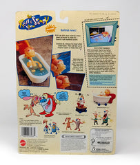 Ren & Stimpy (1993) Bathtub Ren Hoek Action Figure Underleg Bubbling Action