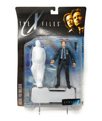 The X-Files (1998) Series 1 Fox Mulder Action Figure with Stretcher and Patient