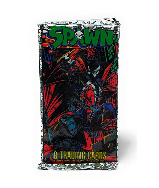Spawn (1995) Wildstorm Productions Trading Cards, Single Pack