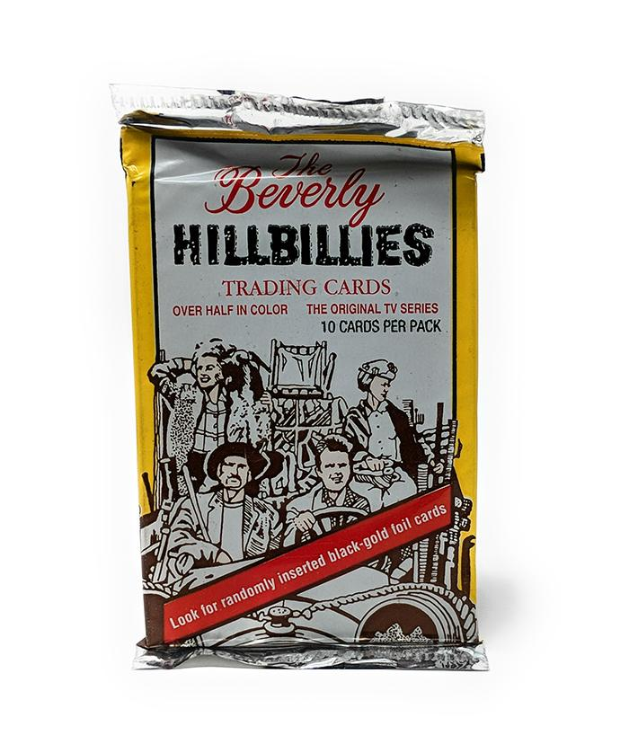 The Beverly Hillbillies (1993) Trading Cards, Single Pack