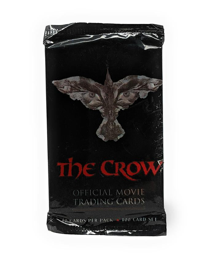 The Crow City of Angels (1996) Trading Cards and Tattoo, Single Pack
