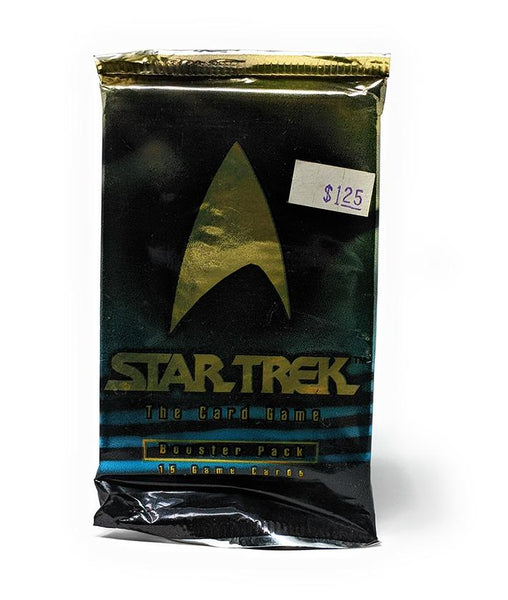 Star Trek The Card Game (1996) Booster Pack, Single Pack