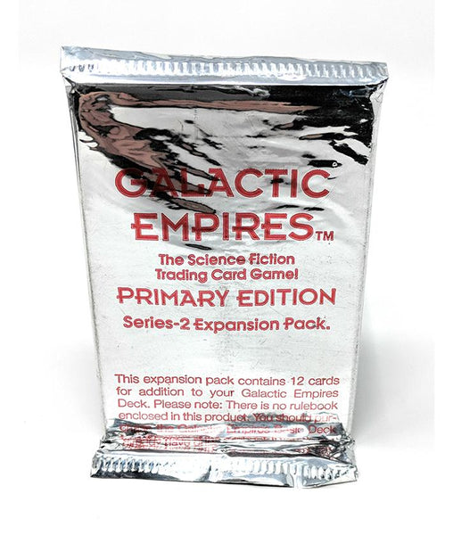 Galactic Empires (1994) Primary Edition Series 2 Expansion Pack, Single Pack