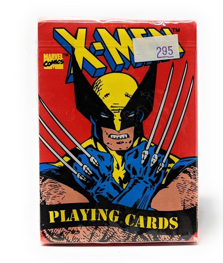X-Men (1993) Playing Cards by US Playing Cards, Single Poker Deck