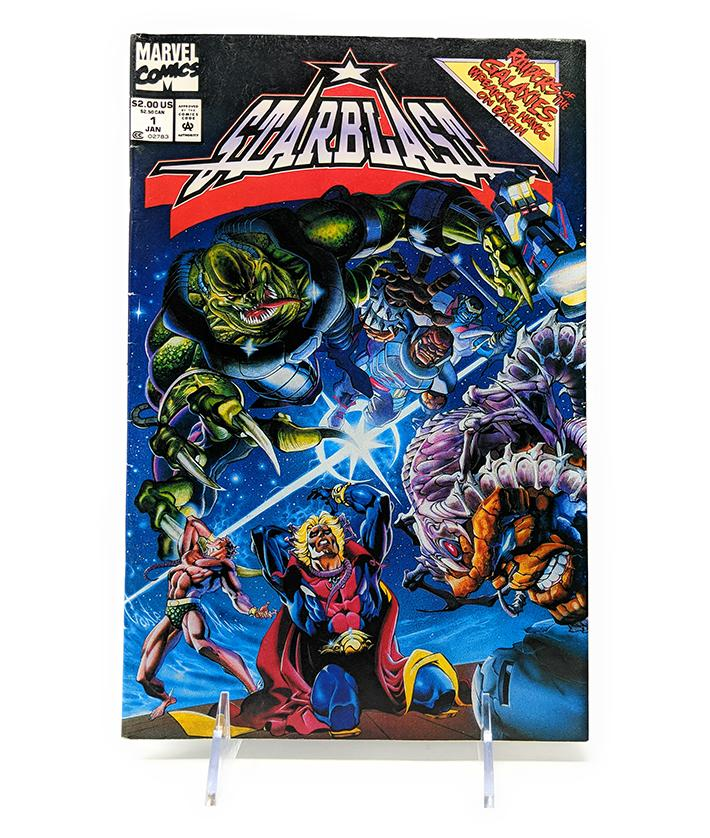 Starblast #1 (January 1993) Marvel Comics
