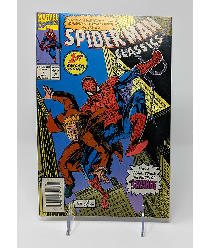 Spider-man Classics #1 (April 1993) Marvel Comics