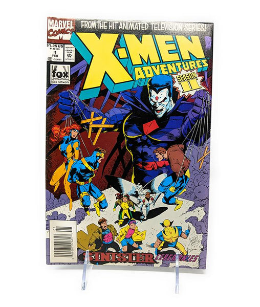 X-Men Adventures Season 2 #1, February 1993