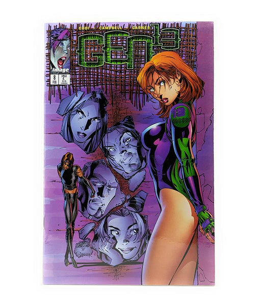 Gen 13 #8 (February 1997) Image Comics