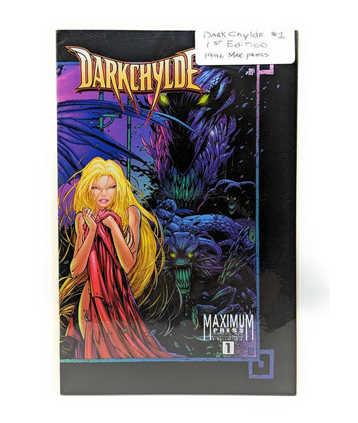 Darkchylde #1 (1996) American Entertainment Variant Cover