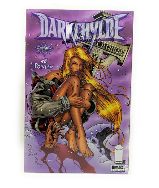 Darkchylde (1998) Image Comics Preview Edition, American Entertainment Exclusive