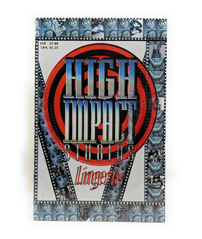 High Impact Comic Studios Lingerie Edition (1996)