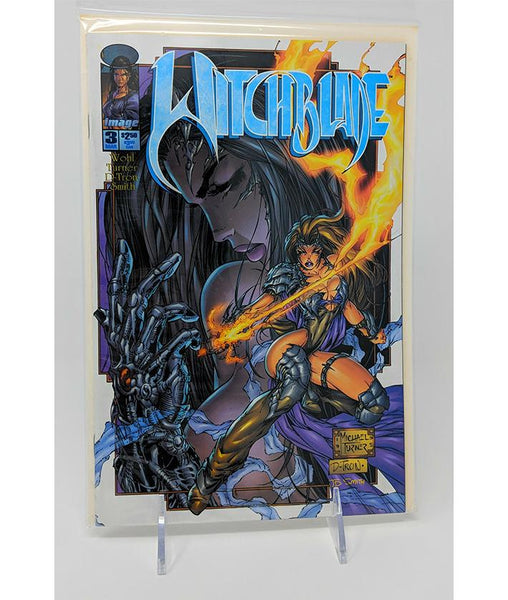 Witchblade #3 (Vol. 1) Image Comics, March 1996
