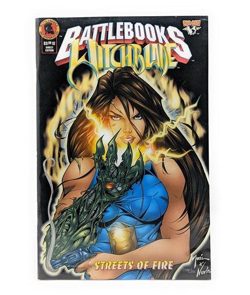 Witchblade Battlebooks (January 1999) Top Cow Comics, Streets of Fire