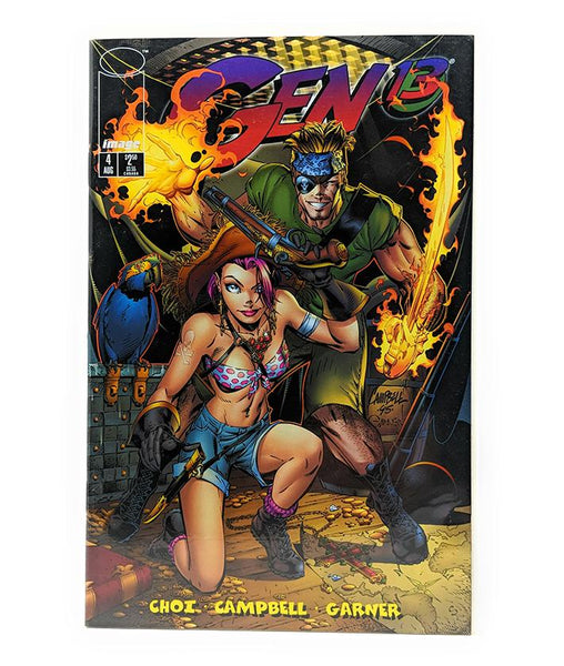 Gen 13 #4 (August 1996) Image Comics