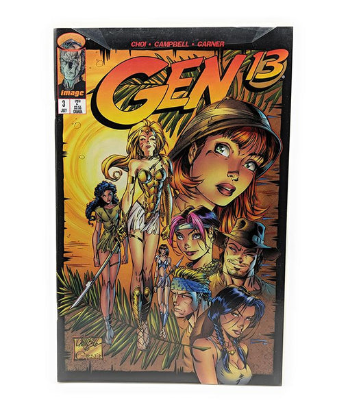 Gen 13 #3 (July 1996) Image Comics