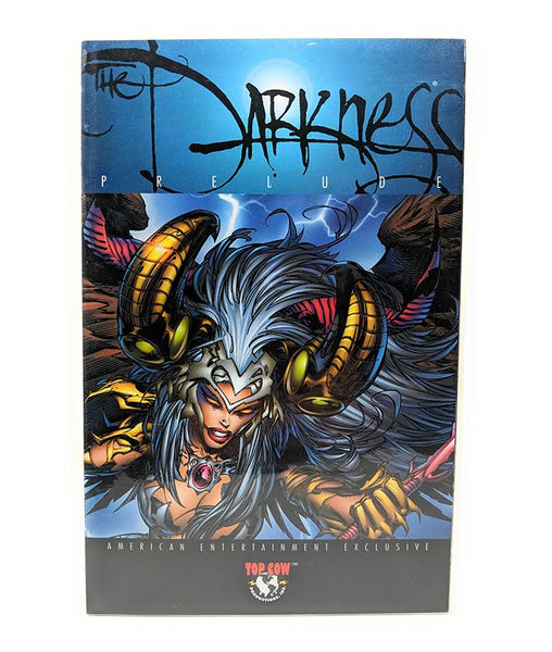 The Darkness Prelude American Entertainment Exclusive Top Cow Comics