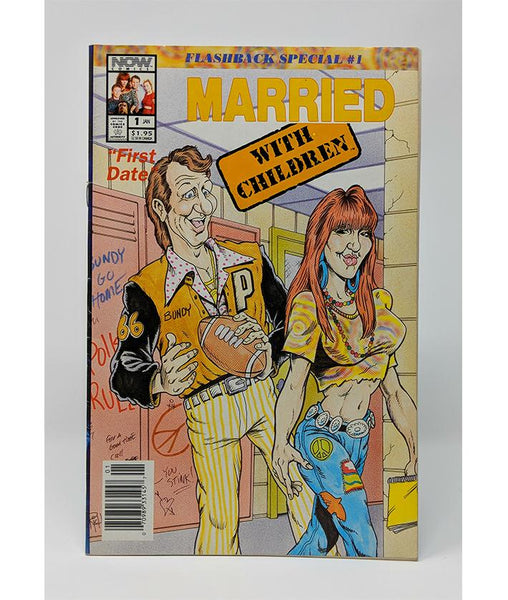 Married With Children Flashback Special #1 of 3 (Vol. 1) Now Comics, January 1993