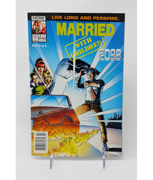 Married With Children 2099 #2 of 3 (Vol. 1) Now Comics, July 1993