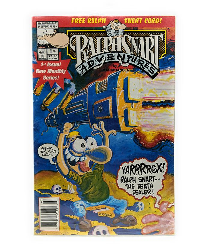 Ralph Snart Adventures #1 (Vol. 5) Now Comics, July 1993