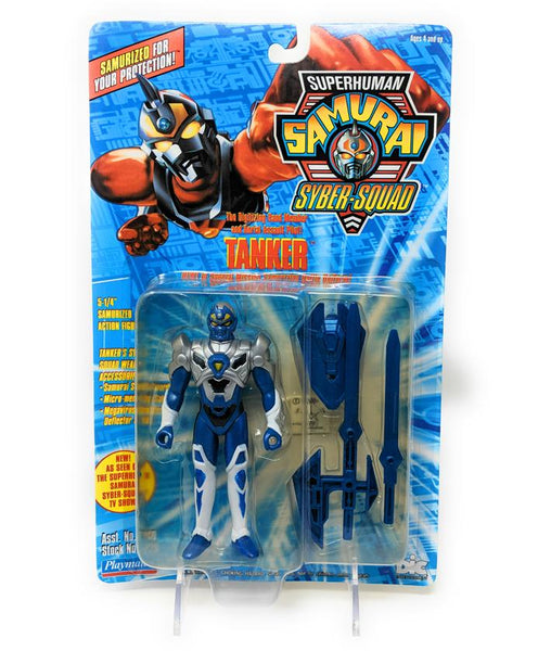 Superhuman Samurai (1994) Playmates Tanker Action Figure | Forward Generation